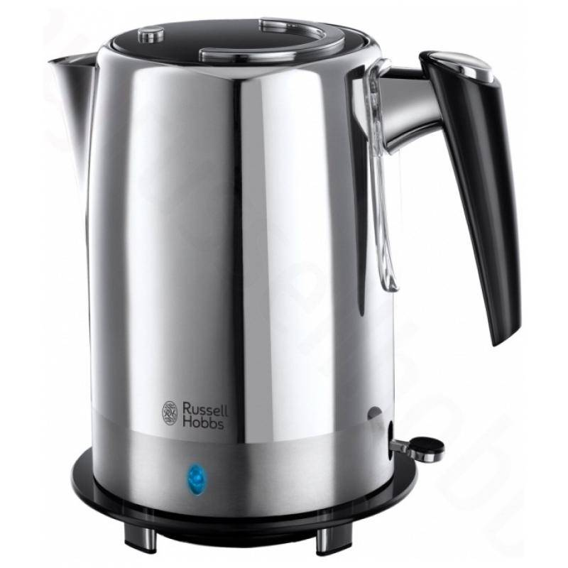 19251-70 Чайник Black Glass Russell Hobbs