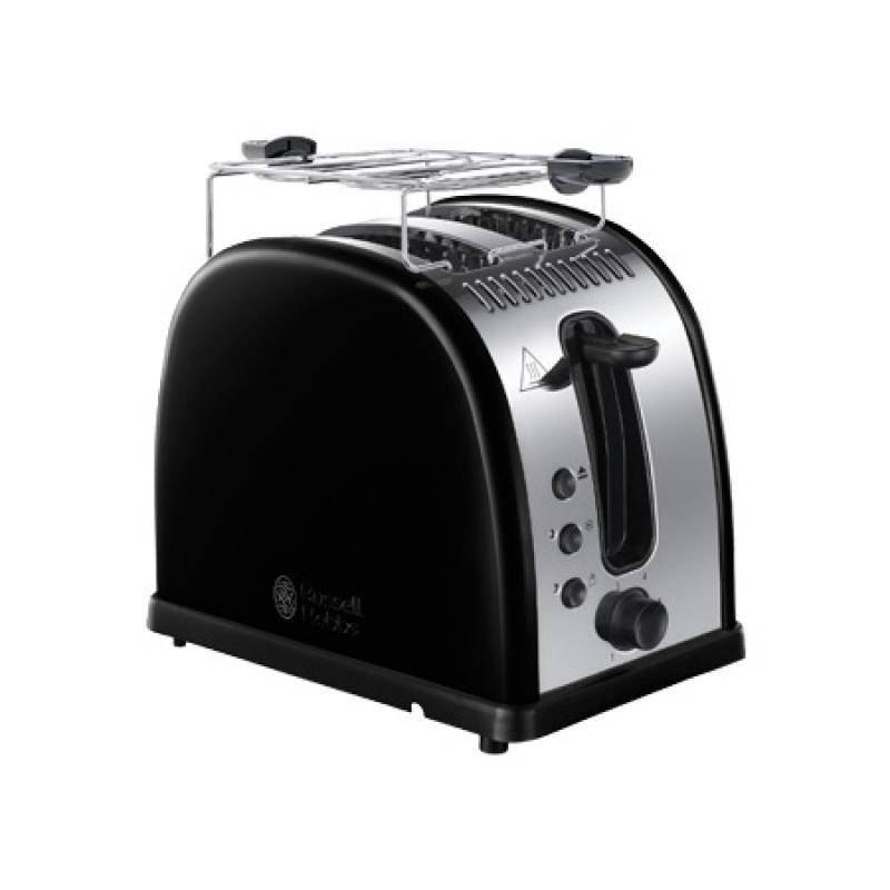 Тостер Legacy Toaster Black Russell Hobbs