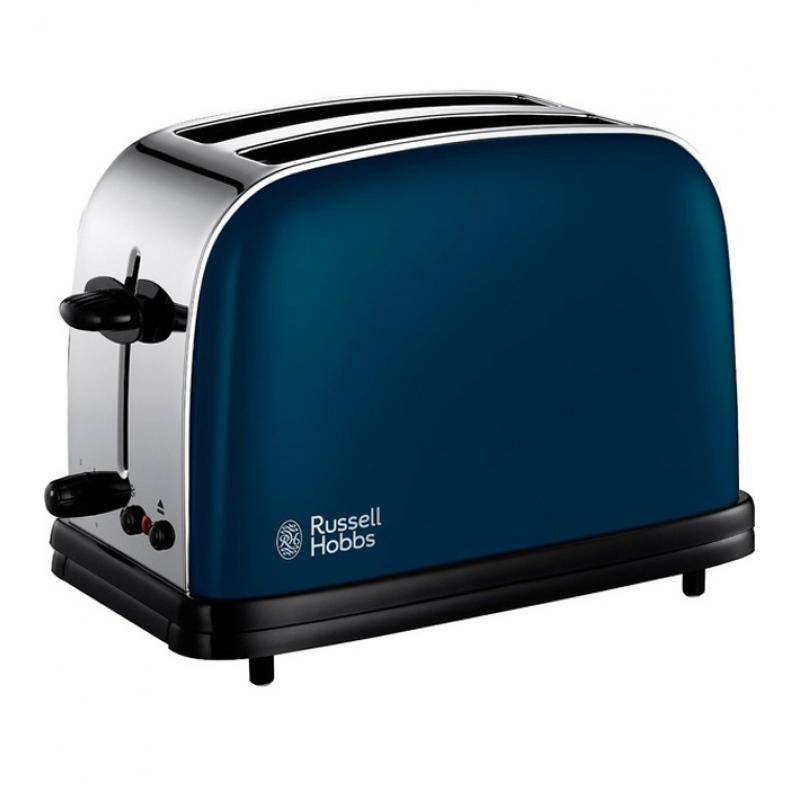 Тостер Colours Blue Russell Hobbs