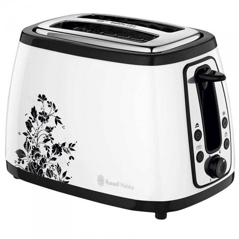 Тостер Cottage Floral Russell Hobbs