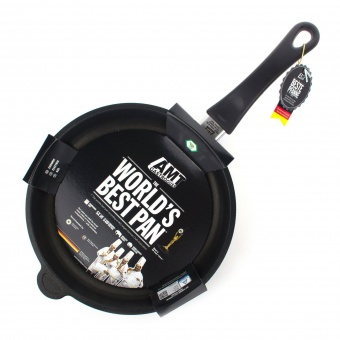 Сковорода диаметр 26 см h 5 см Frying Pans AMT