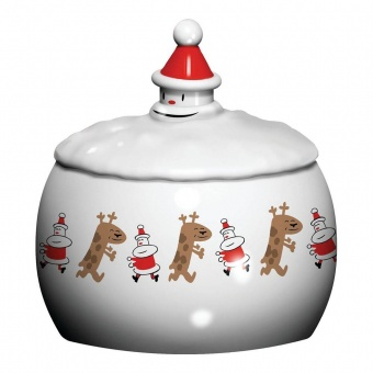 Банка для печенья let in snow, Alessi